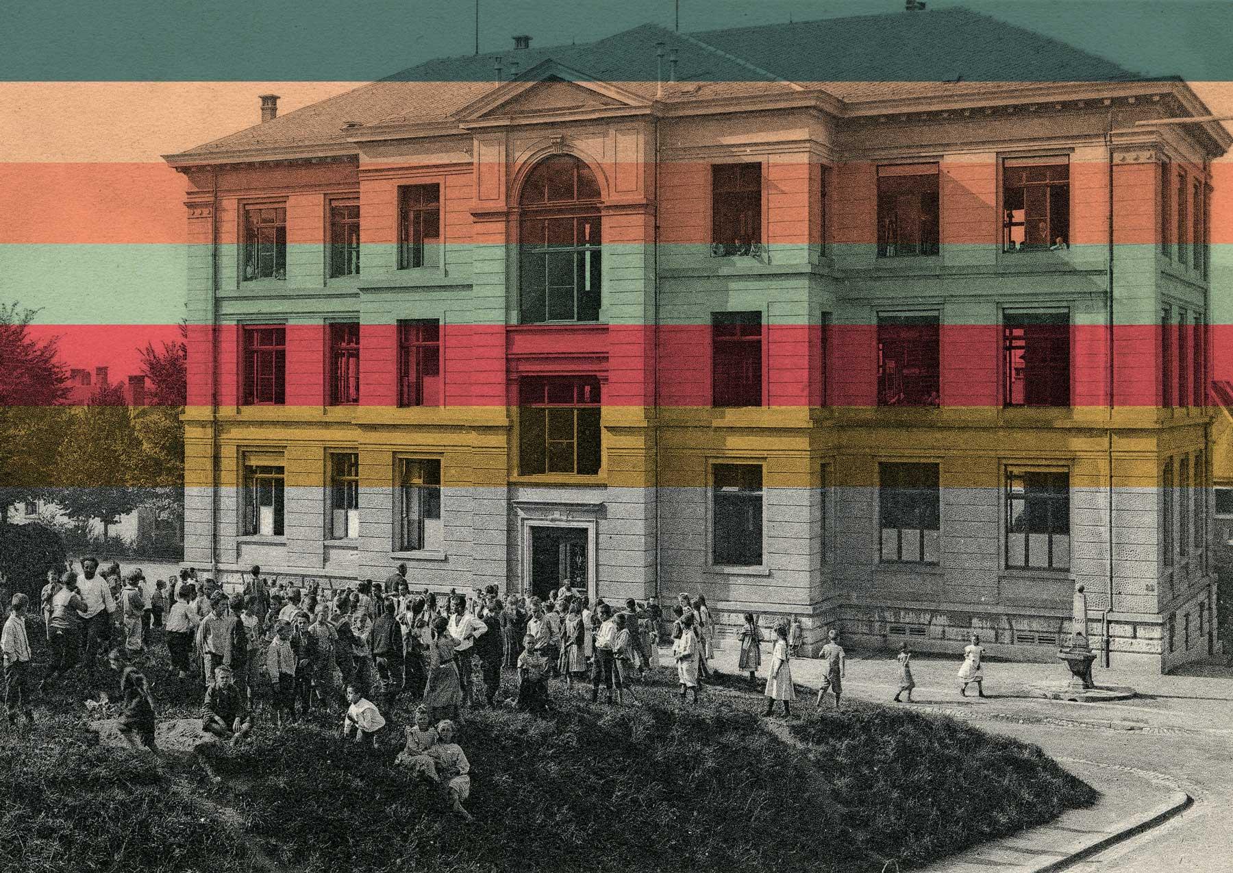 125 Jahre Schule Hutten